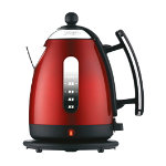 Dualit 15 litre metallic red kettle