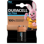 Duracell 9V Ultra Power battery
