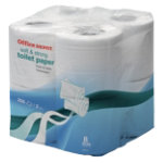 Office Depot two ply toilet tissue pack of 8
