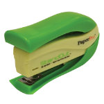 Paperpro Stand Up stapler green