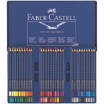 Faber Castell Art Grip Water Colour Pencils Aquarelle Assorted Colours pack 60