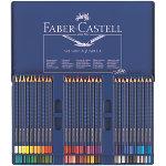 Faber Castell Art Grip Water Colour Pencils Aquarelle Assorted Colours pack 60