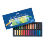 Faber Castell Creative Studio Mini Pastel Crayons Assorted Colours box 24
