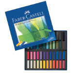 Faber Castell Creative Studio Mini Pastel Crayons Assorted Colours box 48