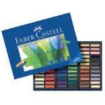 Faber Castell Creative Studio Mini Pastel Crayons Assorted Colours box 72