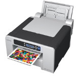Ricoh Aficio SG3110DNw wireless colour GelJet inkjet printer
