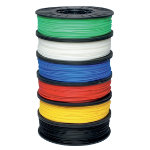 PP3DP 3D printer ABS Filament Black 500 g