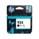 HP 934 Original Black Inkjet Cartridge