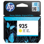 HP 935 Original Ink Cartridge C2P22AE Yellow