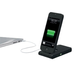 Leitz usb charger  3in1 iPhone 55S5C  black
