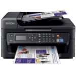 Epson WF 2630WF Inkjet Multifunction Printer