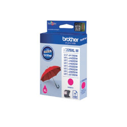 Brother LC225XLM Original Magenta Ink Cartridge LC225XLM
