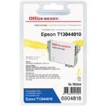 Office Depot Compatible Epson T1304 High Capacity Yellow Inkjet Cartridge C13T130440