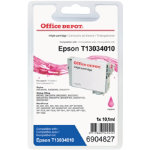 Office Depot Compatible for Epson T1303 Magenta Ink Cartridge T13034010