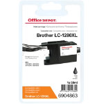Office Depot Compatible for Brother LC1280XL Black Ink Cartridge LC 1280XL BK