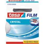 Tesa Tape Adhesive Transparent 19 x 33000 mm