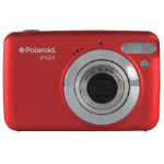 Polaroid IF424 14 megapixel digital compact camera red