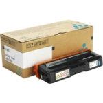 Ricoh SPC252dn Original Toner Cartridge 407532 Cyan