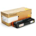 Ricoh C252HE Original Toner Cartridge 407719 Yellow