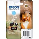Epson 378 Original Ink Cartridge C13T37854010 Light Cyan