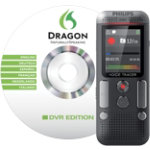 Philips Voice Tracer DVT 2700 digital voice recorder