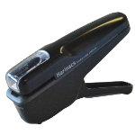 Kokuyo staple free stapler in black