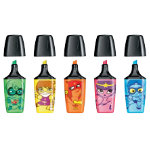 Stabilo BOSS Mini Heroes highlighters