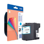Brother LC223C Original Cyan Ink Cartridge LC 223C