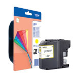 Brother LC223Y Original Yellow Ink Cartridge LC 223Y