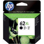 HP 62XL Original Black Ink Cartridge C2P05AE