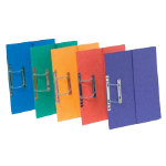 Europa pocket spiral files assorted