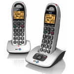 BT 4000 Big Button phone twin
