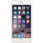 Apple iPhone 6 Plus Silver 16GB