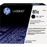 HP 81X Original Extra Capacity Toner Cartridge Black CF281X