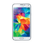 Samsung G900 Galaxy S5 mobile phone 16GB Sim free white