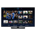 Samsung H5500 Series 5 32 LED full HD Smart TV black