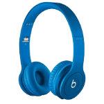 Beats Solo headphones matte blue