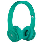 Beats Solo headphones matte teal