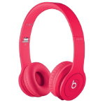 Beats Solo headphones matte pink