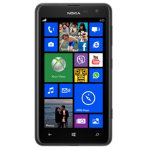 Nokia Lumia 625 smartmobile phone in black sim free