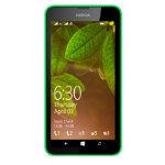 Nokia Lumia 630 smartmobile phone in green sim free