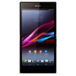 Sony Xperiatm Z mobile phone black SIM free