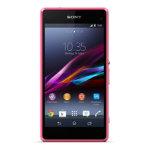 Sony Xperiatm Z1 mobile phone pink SIM free