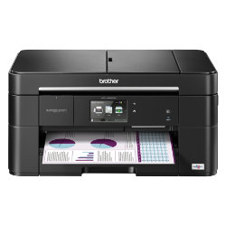 Brother MFCJ5620DW A4 smart colour inkjet multifunction printer with A3 print capabilities
