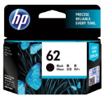 HP 62 Original Black Ink cartridge C2P04AE