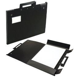 Arnos HangAPlan portfolio with A3 display book ? black