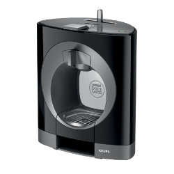 Krups Coffee Machine Dolce Gusto Oblo Black