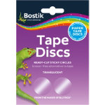 Bostik Blu Tack Sticki Tape Circles 120 pack