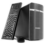Zoostorm Desktop PC with Intel Core i7 4790 8GB RAM 1TB HDD DVDRW and Windows 81