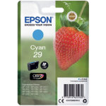 Epson 29 Original Ink Cartridge C13T29824012 Cyan